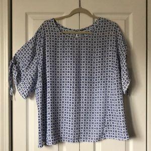 Summer light blouse